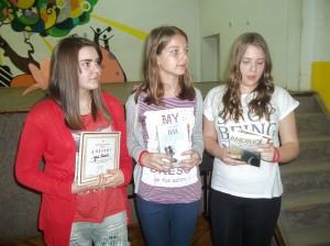 Лидија, Ивана и Мина