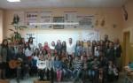 Naši učenici i nastavnici koji su priredili Dan Evropskih jezika